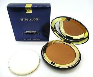 Estee Lauder Double Matte Oil-Control Pressed Powder ~ 05 Deep ~ .49 oz