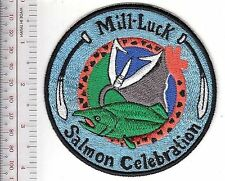 American Indian Casino Oregon Mill Coquille Tribe Salmon Celebration North Bend