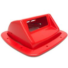 Dragonfire Hood Scoop Red DFR-2RAHSR RZR 800 S 900 XC 4