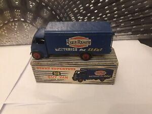 Dinky Toys  918 -   Guy Van  - Ever Ready  - Original Boxed