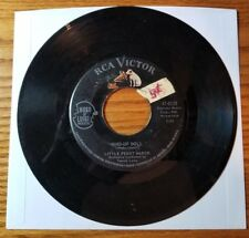 Vintage 45 Little Peggy March I Will Follow Him & Wind up Doll RCA Victor 418139
