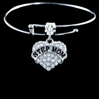 Stepmom bracelet Step mom Bracelet step mother bangle Stepmother bangle gift