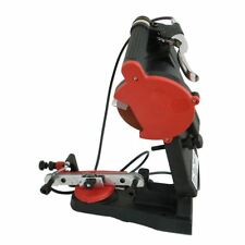 230, 240 Volt Bench Mounted Grinder Chainsaw Saw Chain Sharpener With Brake