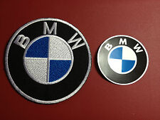 BMW CARS  Embroidered Patch, NOW WITH FREE MOBILE STICKER