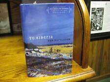 To Siberia  Per Petterson 1st HC  Graywolf 2008   Fine Unread