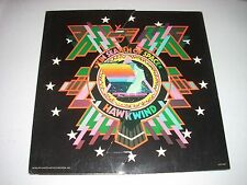 HAWKWIND IN SEARCH OF SPACE LP 1st Press Fold Open Cover with Log Book NM 1972