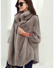Moda Donna In Finta Pelliccia peloso caldo spessa Parka cappotto lungo Outwear Inverno Casual