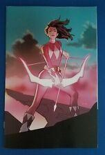 Comic Mighty Morphin Power Rangers #29 SDCC Retailer Pink Ranger Variant
