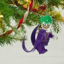 Hallmark Keepsake 2018 The Lego Batman Movie The Joker Ornament NIB ~ Free Ship