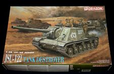 Dragon 6013 - JSU-122 Tank Destroyer , 1:35