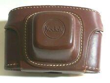 Kodak Vintage Brown Hard  Camera Case