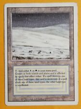 Vintage Magic | MTG Revised/3rd Edition Tundra | HP Condition, OLD SCHOOL!!!