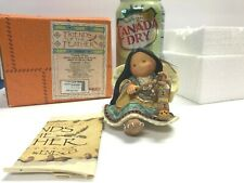 Enesco Friends of the Feather Figurine Sounds of Joy with box 550337