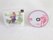 MARL OKOKU NINGYO HIME Oukoku PSone Books Puppet Princess Playstation Japan p1