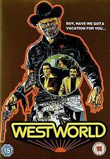 WESTWORLD   (   ORIGINAL )  BRAND NEW SEALED GENUINE UK DVD