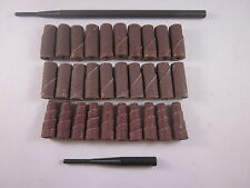 Porting & Polishing Fine Kit 32 Pieces High Quality Cartridge Rolls & Mandrels
