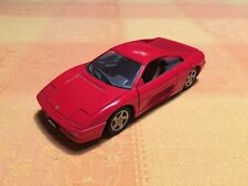 ITALERI TESTORS FERRARI 348 TB TESTAROSSA METAL MODEL CAR KIT 1/24  no burago