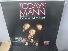 LP Bill Mann / Today's Mann / Christian Songs / Stereo / VG++