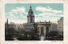 Birmingham Collectable English Unknown County Postcards