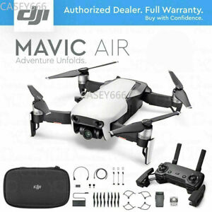 DJI MAVIC AIR Foldable & Portable Drone w/4K Stabilized Camera Heavier than Mini
