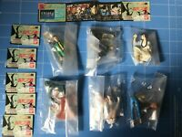 """Bandai,HG,Lupin The 3rd Part.1,""""All 6 Figures Complete Set"""",Mini Figure,Japan"""