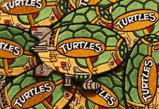 TMNT BLIMP Teenage Mutant Ninja Turtle Iron On PATCH 4""