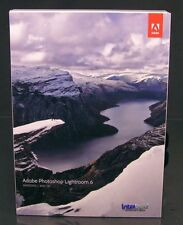 Adobe Photoshop Lightroom 6 Vollversion Box + CD, Handbuch (PDF) Win/Mac OVP NEU