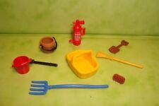Playmobil: lot de pièces playmobil