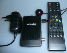 HD SAT-Receiver MK Digital  HD 61 oder baugl. Nokta Digital HD 10 Top!!!