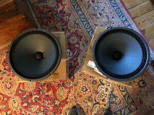 Klipsch K 33 E 15 inch speakers Cornwall La Scala Klipschorn