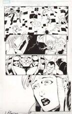 Calafiore EXILES 81 pg 21 BLINK SABRETOOTH POWER PRINCESS NIKKI BARNES TORO COLT