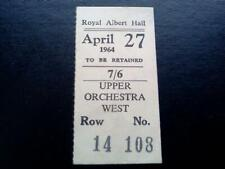 Rolling Stones ticket Royal Albert Hall 27/04/64 #108