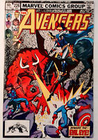 Avengers #226 Marvel 1982 VF/NM Bronze Age Comic Book 1st Print