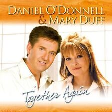 Daniel O'Donnell & Mary Duff Together Again CD & Limited Edition DVD