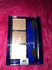 Maybelline 40 Chocolate Mousse Expert Wear Eye Shadow NEW.