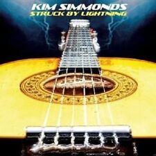 "Kim Simmonds ""struck by lightning"" CD --- 12 titolo merce NUOVA ---"