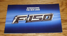 Original 2009 Ford F-150 Truck Sales Brochure 09 Lariat XLT XL STX FX4 Platinum