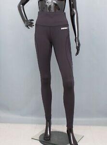 GYMSHARK Leggings Black High Rise Fitness Yoga S