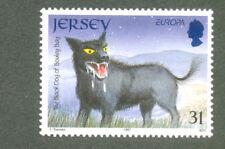 Folklore-The Black Dog of Bouley Bay mnh Jersey 1997 legends