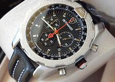 Orologio Cronografo GMT Uomo Detomaso AIRBREAKER Swiss-Made Cal. RONDA - NUOVO