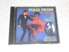 CD- PEREZ PRADO, YIRI YIRI BON / tested