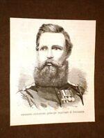 Federico Guglielmo nel 1875 Principe imperiale di Germania