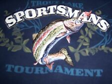 Trout Lake Sportsman Tournament Sweatshirt Adult Large