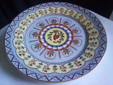 More details for beautiful french sevres hand painted plate,first republic 1798_1804. 24 cms diam