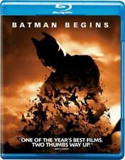 Batman Begins  00004000 (Blu-ray Disc, 2008) New