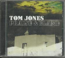 TOM JONES - Praise & blame (2010) CD