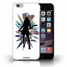 Glossy Rigid Plastic Mobile Phone Cases, Covers & Skins for iPhone 5