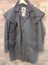 Australian Stockmans Wax Jacket Size XL with Built in Hood