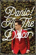 PANIC AT THE DISCO RED SUIT POSTER NEW  !