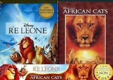 Il Re Leone - Special Edition / African Cats (2 Dvd) Walt Disney